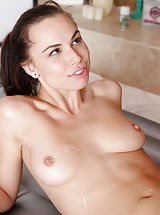 24953 - Nubile Films - Slippery When Wet