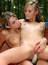 Small Tits Gallery, nadia taylor, paris parker 04 forest pool lesbo sex