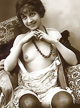 Tiny Breasts, Blast from the Past Women