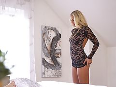 32051 - Nubile Films - Black Lace Seduction